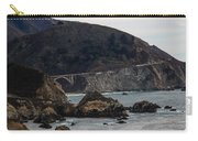 Heart Of The Bixby Bridge Carry-all Pouch