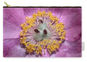 Heart Peony Carry-all Pouch