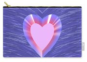 Heart Shape Carry-all Pouch