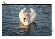 Heart Shaped Pride And Grace Carry-all Pouch