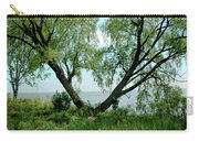 Heart Tree On Lake Saint Clair Carry-all Pouch