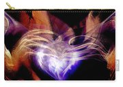 Heart Wings Carry-all Pouch