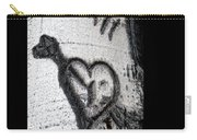 Heart Written In The Trees 3 Carry-all Pouch