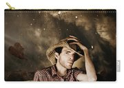 Heartland Of Outback Country Australia Carry-all Pouch
