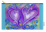 Hearts 1 Carry-all Pouch