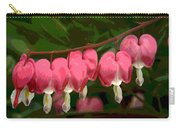 Hearts A' Flutter Carry-all Pouch