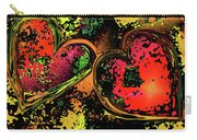 Hearts Adrift Carry-all Pouch