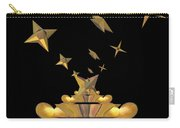 Hearts And Stars Carry-all Pouch