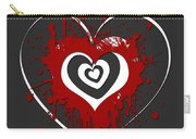 Hearts Graphic 1 Carry-all Pouch