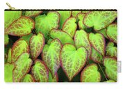 Hearts In Nature Carry-all Pouch