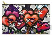 Hearts Party Carry-all Pouch