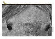 Heather Gray Carry-all Pouch