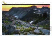 Heather Meadows Sunset Carry-all Pouch