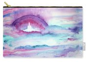 Heaven Awaits Carry-all Pouch by Nancy Cupp