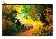 Heaven's Garden Carry-all Pouch