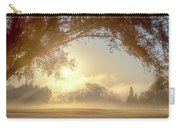 Heavenly Arch Sunrise Carry-all Pouch
