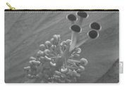 Heavenly Hibiscus Bw 11 Carry-all Pouch