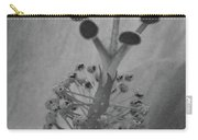 Heavenly Hibiscus Bw 13 Carry-all Pouch