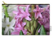 Heavenly Hyacinths Carry-all Pouch