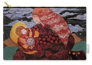 Heavenly Mother And Child Carry-all Pouch