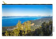 Heavenly South Lake Tahoe View 1 - Right Panel Carry-all Pouch