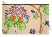 Heavens Flower Carry-all Pouch