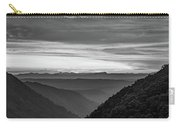 Heaven's Gate - West Virginia Bw Carry-all Pouch