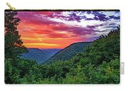 Heaven's Gate - West Virginia - Paint Carry-all Pouch