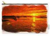 Heavens Of Fire 2 Carry-all Pouch