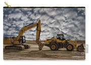 Heavy Duty Earth Movers Carry-all Pouch