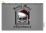 Heavy Metal Christmas Carry-all Pouch