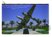 Hebrews 11-6 Carry-all Pouch