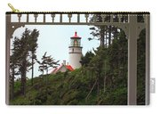 Heceta Lighthouse Carry-all Pouch