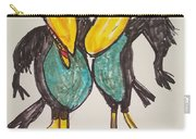 Heckle And Jeckle Carry-all Pouch