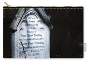 Hedera Carry-all Pouch by Helga Novelli