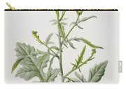 Hedge Mustard Carry-all Pouch