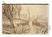 Hedging And Ditching Carry-all Pouch