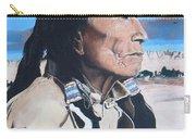 Hehaka Sapa Black Elk Carry-all Pouch