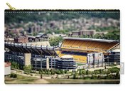 Heinz Field Pittsburgh Steelers Carry-all Pouch