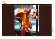 Heirloom Amaryllis  Carry-all Pouch