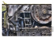 Heisler Steam Engine Carry-all Pouch