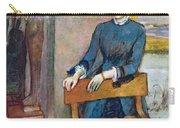 Helene Rouart Carry-all Pouch by Edgar Degas