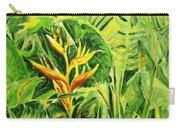 Heliconia 8 Carry-all Pouch