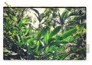 Heliconia Cluster Carry-all Pouch