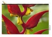 Heliconia Dielsiana Carry-all Pouch