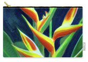 Heliconia Flowers #249 Carry-all Pouch