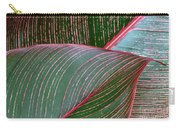 Heliconia Leaf Carry-all Pouch