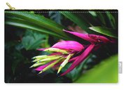 Heliconia Subulata - Wild Plant Series Carry-all Pouch