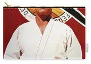 Helio Gracie - Famed Brazilian Jiu-jitsu Grandmaster Carry-all Pouch