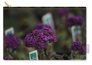Heliotrope  Carry-all Pouch